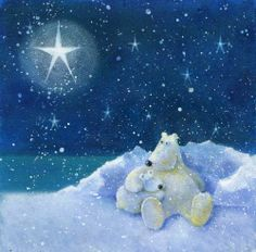 Album 2 « Gallery 12 « Christmas (by category) « Jan Pashley – Illustration / Design Christmas Animals, Felt Christmas, All Things Christmas, Winter Christmas, Winter Holidays, Christmas Crafts, Winter Pictures, Christmas Pictures, House Mouse Stamps