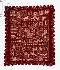 The Westbury Quilt, 1900-03 (textile)