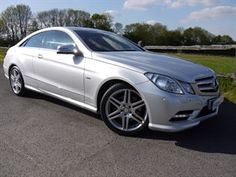 used Mercedes E250 CDI BLUEEFFICIENCY S/S SPORT in surrey