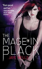 Book Two, THE MAGE IN BLACK