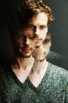 matthew grey gubler | Tumblr,,he is absolutely adorable, I also like the composition and editing of the photo