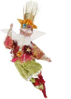 Mark Roberts Fairies  Most Wonderful Time Fairy