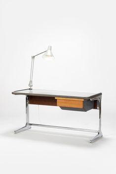 george nelson action office desk lamp 60s action office 1 desk
