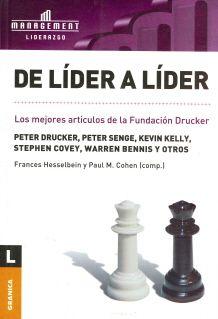 Título: De líder a líder / Solicite el material por este código: HD57.7.L53