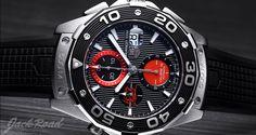 TAG HEUER  Aquaracer 500m Calibre 16 Chronograph Air-K Limited