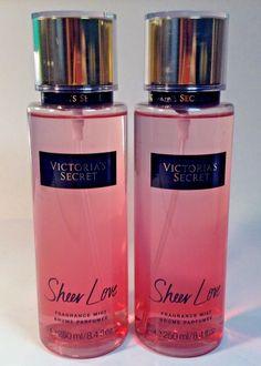 1390f19072 2 Victoria s Secret   Sheer Love Fantasies Body   Fragrance Mist Spray 8.4  fl.oz  VictoriasSecret