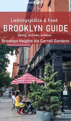 Brooklyn Guide: Lieblingsorte & Food für die New York Reise - von Brooklyn Heights bis Caroll Gardens unterwegs per Bike, Schiff und zu Fuß #newyork #brooklyn #newyorkcity #reisen #travelblogger #culinarytravel #reiseblogger #travelusa #reisefieber #kulinarischereise #reisetippsnewyork #reisetippsbrooklyn #reisetippsusa  #reiseblogger  #urlaub #reisen #reisetipps #cityguide #brooklynheights Manhattan Skyline, Manhattan New York, Brooklyn New York, Lower Manhattan, Brooklyn Bridge Park, Brooklyn Heights, New York Tour, Reisen In Die Usa, Columbia Heights