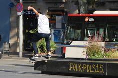 Skate Plaça Universitat