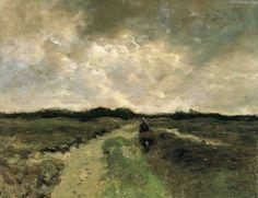 Anton Mauve: El realismo holandés » Trianarts