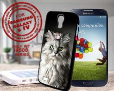cat and mouse cute - design case for samsung galaxy s4 | shayutiaccessories - Accessories on ArtFire