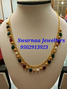 3 Ways To Avoid Buying Fake Gold Chains – JewelryLuster Pearl Necklace Designs, Gold Earrings Designs, Pearl Jewelry, Gold Necklace, Beaded Jewelry, Chocker Necklace, Emerald Necklace, Antique Jewelry, Jewelry Necklaces