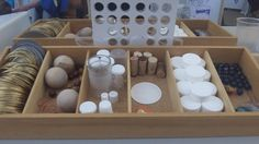 let the children play: Be Reggio Inspired: play materials
