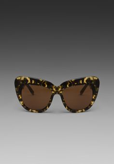 House of Harlow Chelsea Sunglasses. One of my favorite pair that I own. They seriously make sweats look chic!!!!  And they're inexpensive!!!