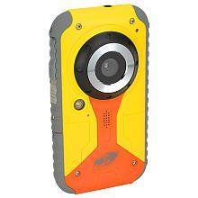 "Nerf 640 x 480 Resolution Digital Camera - Sakar International - Toys ""R"" Us Flip Camera, Perfect Camera, Fujifilm Instax Mini, Hd Video, Nerf, Digital Camera, Yellow, Cameras"