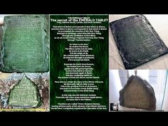 The secret of the EMERALD TABLET - YouTube