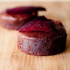 Beet and chocolate