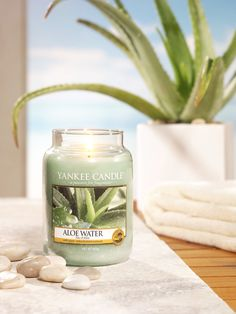 Aloe Water es una de nuestras fragancias de Primavera de 2015. Perfecta para relajarte, es una fragancia muy fresca, con el olor del aloe vera, y un toque que recuerda un poco a un chicle de melón. Es perfecta para esta época del año porque es muy, muy refrescante y agradable.