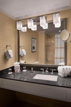 New York Marriott Downtown Hospitality, Bathroom Lighting, York, Mirror, Projects, Furniture, Home Decor, Bathroom Light Fittings