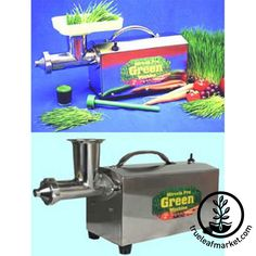 Miracle Pro Wheatgrass Juicer
