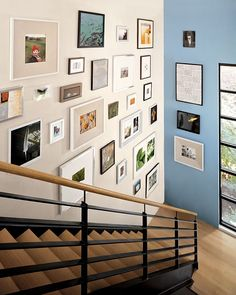 Individualmente o en grupos los cuadros mejoran el concepto de la decoración