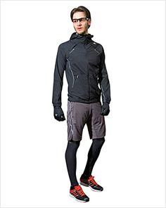 ランニング,ジョギング,コーディネート,メンズ,ランニングウェア,ファッション,画像