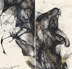 水墨画 -HUA TUNAN- 画图男