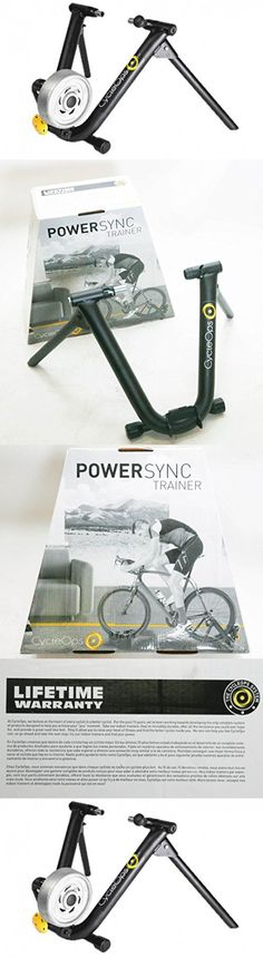 CycleOps PowerSync BLE Indoor Exercise Bike Trainer Bluetooth Smart #9913 NEW