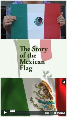 A craft and the story behind the symbolism and meaning of the Mexican Flag. This is a great cultural lesson for kids that teachers or families can use in a Mexico unit or for cinco de mayo activities (May 5), Mexican Independence Day (Sept 16), or other lessons celebrating Latin America.