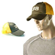 Z Brand Hat Mens 38 Military Trucker Lid Mesh Baseball Cap One Size NEW *Rare* | Get Dressed at ImageStudio714.com stores.ebay.com/...