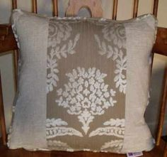 White Chocolate Cushion made from Organic velvet and Designers Guild textured Velvet in rich cream colours. Made as a size of 14 inches square Cream Cushions, Velvet Cushions, Designers Guild, Wow Products, Three Dimensional, White Chocolate, Organic, Colours, Throw Pillows