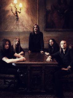 Opeth 2012