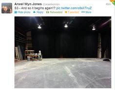 The production designer of Sherlock just tweeted this. GUYS GUYS I DONT EVEN KNOW HOW TO REACT THIS BETTER DAMN NOT BE A FAKE FALSE ALARM MY HEART CANT HANDLE IT