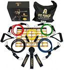 Fitness Equipment For Home Women Men Exercise Bands Travel Crossfit Pilates  #ad