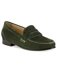 Cole Haan Women's Shoes, Monroe Penny Loafer Flats