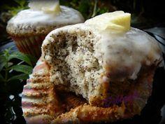 Vegyes saláta: Citromos-mákos muffin Muffin, Pie, Poppy, Heaven, Food, Torte, Cake, Sky, Fruit Cakes