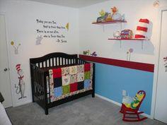 Dr. Seuss room