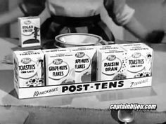 1955 POST-TENS COMMERCIAL PUP-PETS PREMIUM OFFER