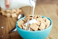 Home made cinnamon toast crunch cereal