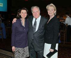 Uniting Board Members Mary Ann Tighe, Bob Wachs,
