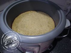 Gateau de riz rice cooker