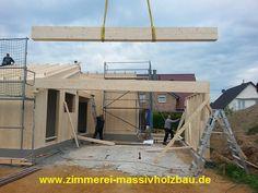Zimmerei Holzbau NUR HOLZ Vollholzhausbau in NRW Köln Bonn Siegburg Lohmar Leichlingen - aus einer Hand