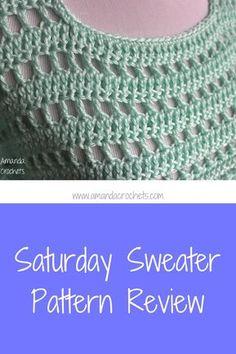 Saturday Sweater Pattern