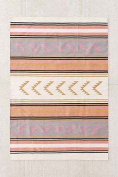 Assembly Home Maude Triangle Woven Rug - 3x5 $99, Urban Outfitters