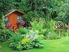 Garden - friends of children - Idea