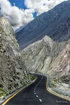 Karakoram highway Pakistan