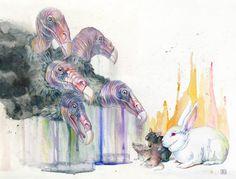 Brandon Keehner Illustration,
