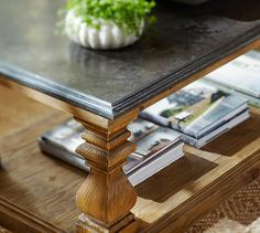 Sutton Coffee Table | Pottery Barn