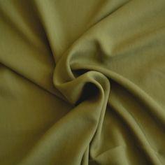 Tencel color olivo       Tencel | telas lisas | lyocell | costura | costura facil | coser | coser a maquina | costura creativa | costura mexicana