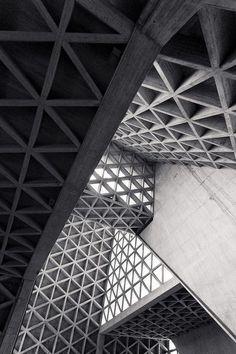 Angular Patterns. Xk #kellywearstler #perforated #inspiration #architecture