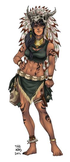 Barbarian  //  This whole design.